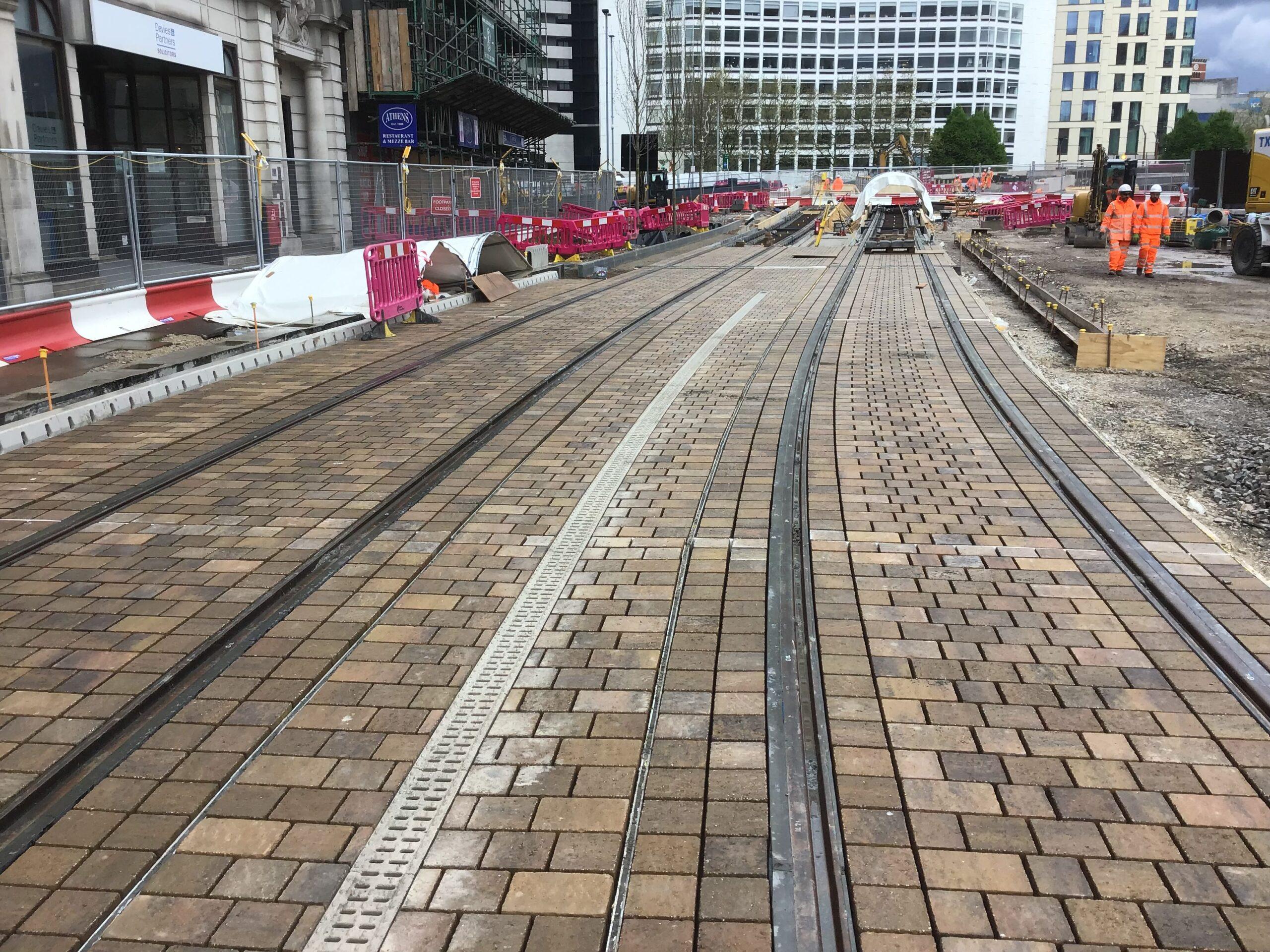 Phase 1 of Midlands Metro Alliance